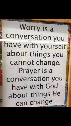 Jehovah God; prayer; worry; hard times; things to remember; conversation Prayer For Worry, Happy Sabbath, Christian Encouragement, Christian Messages, Words Of Encouragement, Christian Quotes, Churches Of Christ, In God We Trust, Praise God