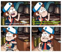 Gravity Falls-I love this show!