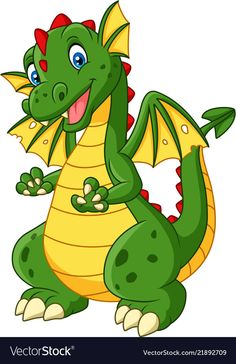 Find Cartoon Dragon Posing Isolated On White stock images in HD and millions of other royalty-free stock photos, illustrations and vectors in the Shutterstock collection. Thousands of new, high-quality pictures added every day. Cartoon Dragon, Cartoon Dinosaur, Dragon Poses, Die Dinos Baby, Puff The Magic Dragon, Cartoon Clip, Dinosaur Crafts, Dragon Pictures, Cute Dragons