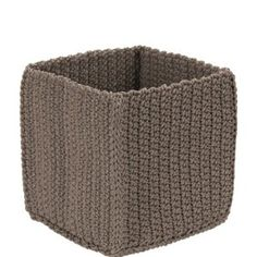 BUTLERS SOFT SOLUTION Square basket. (grey): Amazon.co.uk: Kitchen & Home