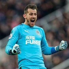 Martin Dúbravka ( Newcastle United )