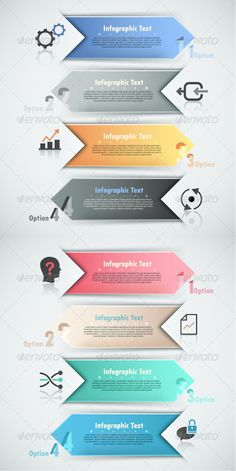 Modern Infographic Options Banner (2 Versions) Template #design Buy Now: http://graphicriver.net/item/modern-infographic-options-banner-2-versions/7731420?ref=ksioks
