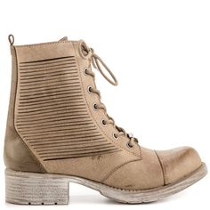 07e4b225e Gatson - Sidewalk Leather by Circus by Sam Edelman Lace Up Booties