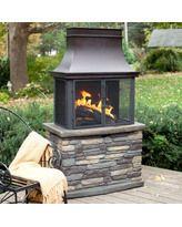Outdoor Fireplaces - Shop All Outdoor Fireplaces | BHG.com Shop