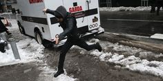 An Open Letter To Slushy Corners, The Absolute Worst Part Of Winter