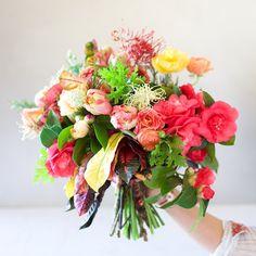 Humans with Bouquets: Matt   Tulipina