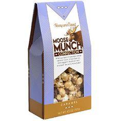 Harry & David Moose Munch Totally Caramel Popcorn, 4.5 oz, (Pack of 6) for $20