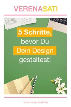 Dein Design ist schön, aber es funktioniert trotzdem nicht? Weißt Du was? Ich weiß den Grund, warum es auch weiterhin nicht funktionieren wird. Denn Du hast die folgenden 5 Schritte nicht gemacht, bevor Du Dein Design entwickelt hast... Schritt 3 ist besonders wichtig bei mir gewesen!     Warum nur ein schönes Design wertlos ist ... Ein