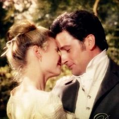 Gwyneth Paltrow (Emma Woodhouse) & Jeremy Northam (Mr. Knightley) - Emma directed by Douglas McGrath (1999) #janeausten