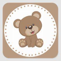 Teddy Bear Drawing, Teddy Bear Cartoon, Cute Teddy Bears, Minnie Mouse Template, Baby Captions, Bear Bows, Teddy Bear Birthday, Teddy Bear Cakes, Teddy Bear Baby Shower