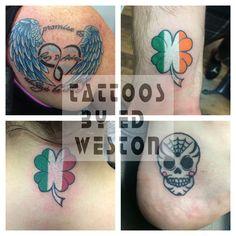 Tattoos by Ed Weston