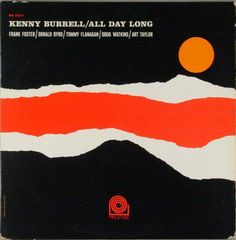 All Day Long, Kenny Burrell