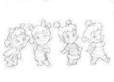 Resultado de imagen de little character design