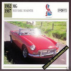 MGB Mark 1 Roadster