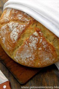 Vegetarian Recipes, Cooking Recipes, Good Food, Yummy Food, Home Baking, Polish Recipes, Artisan Bread, Bread Rolls, Food To Make