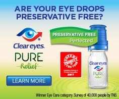 8 signs, causes and treatments for dry eye syndrome.