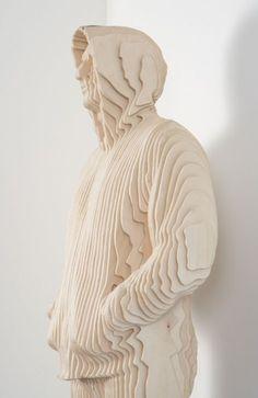 Xavier Veilhan - estas maquetas sí nos gustan :) #arte #escultura