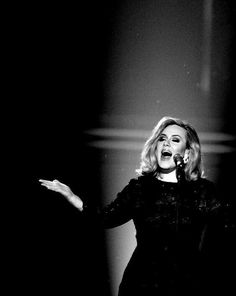Adele is one of many pop singers; she usually has a performance / narrative music video not usually including dancing compared to other bands. Adele Music, Adele Singer, Adele Love, Adele 25, Adele Adkins, Nicole Richie, Famous Faces, Sport, Stars