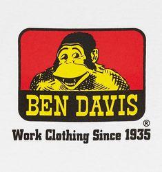 "43 Likes, 1 Comments - SmokaVintage (@smokavintage) on Instagram: ""BEN DAVIS 強勢進駐!!SMOKA VINTAGE 【#BENDAVIS 品牌介紹】 Ben Davis 創立於 1935 年,創辦人 Jacob Davis…"""