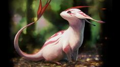Anime - Pixiv Fantasia FK - Tier Hintergrundbilder - fantasy creatures - - Best of Wallpapers for Andriod and ios Cute Fantasy Creatures, Mythical Creatures Art, Mythological Creatures, Cute Creatures, Magical Creatures, Forest Creatures, Fantasy Beasts, 3d Fantasy, Fantasy Kunst