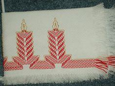 Light of the world. Swedish weaving