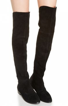 Thigh High Boots With No Heel