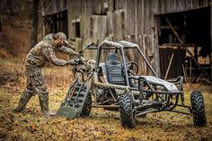 Seeing a need for a quality electric vehicle for outdoorsmen, TORQ introduced its VLE (Very Light Electric) with the promise of one vehicle to do it all—hunt, fish, explore, and just have pure fun.
