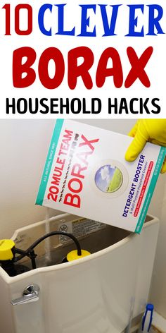 check out these amazing ways to use borax. Clean your stove, clean oil spill and lots more. These tips and tricks will help you in so many ways Tips Borax Cleaning Hacks Borax Cleaning, Household Cleaning Tips, Cleaning Recipes, Bathroom Cleaning, House Cleaning Tips, Deep Cleaning, Cleaning Hacks, Kitchen Cleaning, Household Cleaners