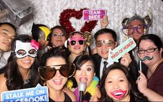 We fit ELEVEN people in one photo at this wedding we worked! Your small, closed off, traditional photo booth could not do that! To book us for your wedding visit: www.shindigbooth.com #texas #houston #weddings #photo #weddingphotos #photography #photobooth #shindigbooth