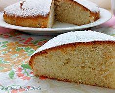 Torta sette vasetti senza glutine e lattosio