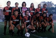 1990 Newells Old Boys