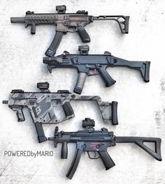 9MM Rifles