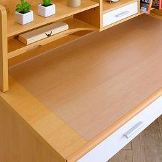 学習机におすすめなデスクマットを紹介 | 家具通販わくわくランド ... イトーキ デスクマット 無地/透明