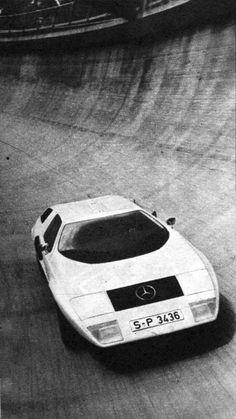 1969 Mercedes C-111