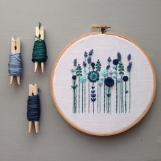 Grand Sewing Embroidery Designs At Home Ideas. Beauteous Finished Sewing Embroidery Designs At Home Ideas. Hand Embroidery Stitches, Embroidery Hoop Art, Hand Embroidery Designs, Vintage Embroidery, Ribbon Embroidery, Cross Stitch Embroidery, Embroidery Ideas, Simple Embroidery, Embroidery Sampler