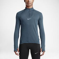 reputable site b2a00 d40b3 Nike AeroReact Half-Zip Mens Running Top. Nike.com (NL)