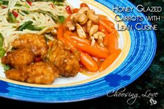 Honey Glazed Carrots with Cashews and @Lean Cuisine #Cbias #SocialFabric