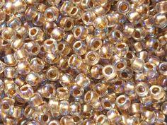 TOHO 8/0 Rocailles 3mm 10g 20g TOHO 3 mm Bronze AB irisierend TOHO Code: 994 in Bastel- & Künstlerbedarf, Bastelperlen & -schmuck, Steine, Perlen & Kugeln | eBay!