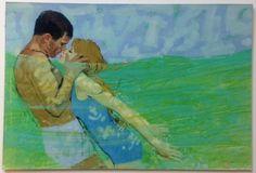 Risultati immagini per Bernie Fuchs Fuchs Illustration, Retro, Art Walk, Pulp Art, Couple Art, Illustrations, Art Inspo, Vintage Art, Art Reference