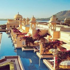 The Oberoi Udaivilas, Udaipur | 14 Of The Most Expensive Hotels In India