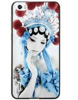 Luxuary high quality Case for Huawei Honor 6 opera actress pattern Mobile Phone Bag Case for Huawei Honor6 Cover Cases