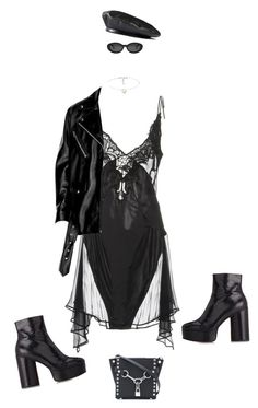 """""""extra"""" by andy993011 ❤ liked on Polyvore featuring Givenchy, Gucci, Marc Jacobs, Alexander Wang and Elizabeth and James"""