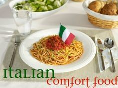 Healthy Italian meal plan from Sparkpeople