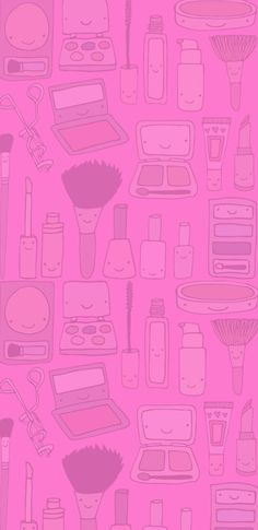 dazzlemydroid Pink Walpaper, Girly, Wallpapers, Cartoons, Walls, Feminine, Art, Women's, Women's
