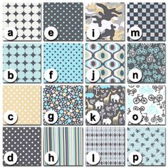 Custom Crib Bedding You Design-Bumper and Bedskirt- Its a boy thing. $229.00 USD, via Etsy.