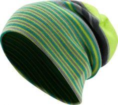 Rolling Stripe Hat, alpine slate