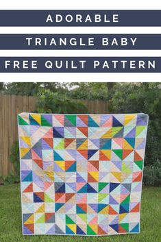 This is no ordinary baby quilt project, either, as the completed work measures approximately 60 inches by 60 inches. Its the perfect size for cuddling and snuggling, and will be used and loved long into childhood. Quilting Tips, Quilting Projects, Sewing Projects, Scrappy Quilts, Easy Quilts, Cot Quilt, Quilt Top, Charm Pack Quilts, Finding A Hobby