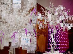wedding wishing tree
