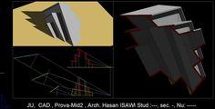 Hasan Isawiالرسم المعماري بالحاسوب/ computer architectural drawing/ prova -mid 2