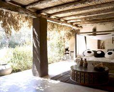 Formentera Island house